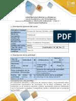Guía de actividades y rúbrica de evaluación - Fase 2 - Observación Reflexiva (1).docx
