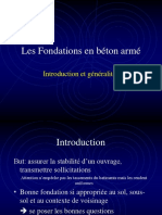 FONDATION PPT