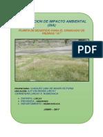 Dia-planta de Beneficio Chancado Piedra