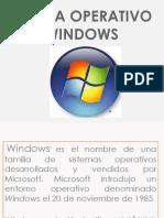 Tema 03 - Sistemas Opertivos, Win7 y Configuración de Ventanas