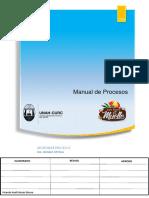 Manual de Proceso Centro Turístico El Muelle-2
