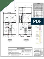 Trabajo de Plano de Dos Plantas Instalaciones Electricas-presentación1