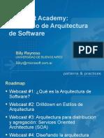 050608-Architect Academy Webcast 1