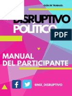Manual Disruptivo
