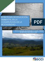 Cartilla de Estrategias de Educacion
