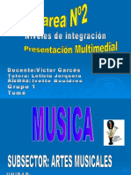 Presentación (Evolución Instrumentos en La Historia)