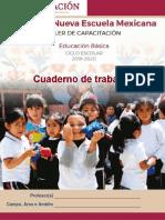 Cuaderno Nueva Escuela Mexiucan