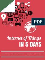 IoT in Five Days - V1.1 20160627