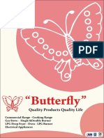 Product Catalog Butterfly 2018