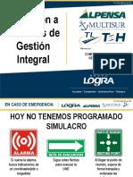 Presentación de Inducción a Sistemas de Gestión Integral_LOGRA