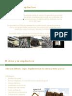 Clima y Arquitectura Vernacular