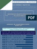 1. Abastecim. de Agua y Alcantarillado - Usmp (1)