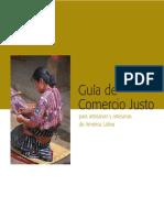 Guia de Comercio Justo Para Artesanos de America Latina (Deleted 380a57a111d16ae493952cf042415028)