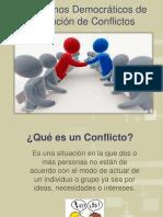 ppt  tema sobre el conflicto