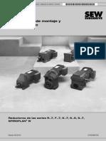 Reductor SEW SAZ67.pdf
