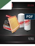 Catalogo Motorcraft Filtros