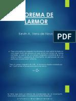 Teorema de Larmor