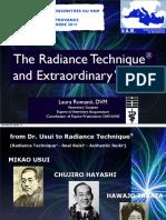 Radiance Technique