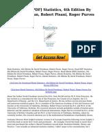 9wic Statistics 4th Edition by David Fr