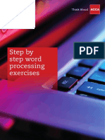 Step by step word processing exercises.pdf