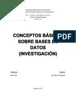 Conceptos Básicos Sobre Bases de Datos - Mario Rodríguez 3a1.docx
