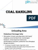 Coal Handling Corpu