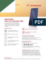 A4-CS6U-P Datasheet MaxPower V5.51P1_NA_PT