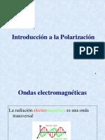 Polarización Intro fisica 3 unalm