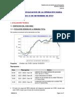 Informe Diario de La Programación