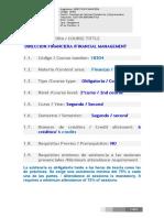 18304 Direccion Financiera