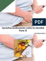 Isabel Rangel Barón - Aprueban Medicamento Contra La Obesidad, Parte II