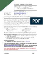 UT Dallas Syllabus for  taught by Roozbeh Jafari (rxj065000)