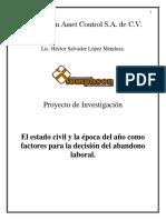 Estado Civil y Epoca del Año Como Factores Para la Decision del Abandono Laboral.pdf
