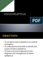 2. Status Epilecticus