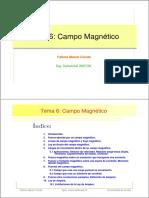 Apuntes Campo Magnetico