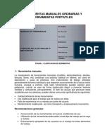 Informe de clasificación de las herramientas.docx