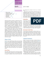 5. Gait Analysis