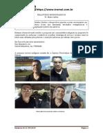 RELATÓRIO MISSIONARIO 03