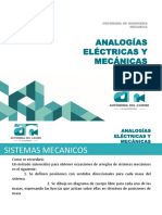 ANALOGIAS MECANICAS ELECTRICAS ABRIL 25 DE 2017.ppt