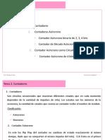Contadores  Asincronos ED2