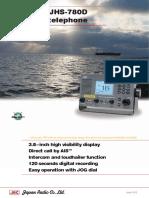 Jhs770 Brochure