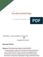 Pertemuan 8  Surveilans Epidemiology update 1.ppt