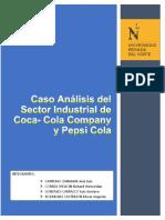 Caso Análisis de La Cadena de Suministros Coca Cola Company y PepsiCo