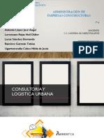 Consultoria y Logistica Urbana