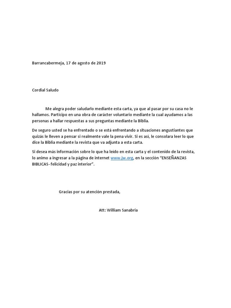 Cartas   PDF   Biblia   Eclesiastés