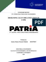 Jemica Internship Report PATRIA.docx