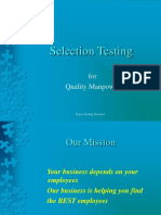 Selection_Testing.pps