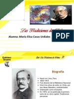 Ricardo Palma Elisa