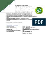 Visita Tecnica Empresas Agroexportadoras de Lambayeque