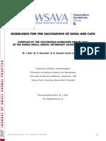 WSAVA Vaccination Guidelines 2015 Full Version.pdf